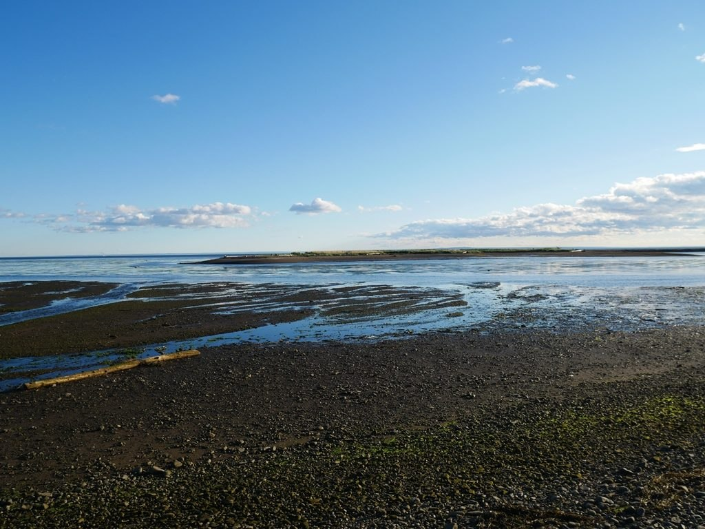 Baie des chaleurs - New Richmond Gaspésie