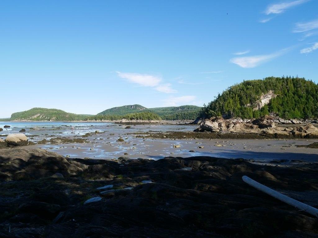 Parc du Bic Gaspésie