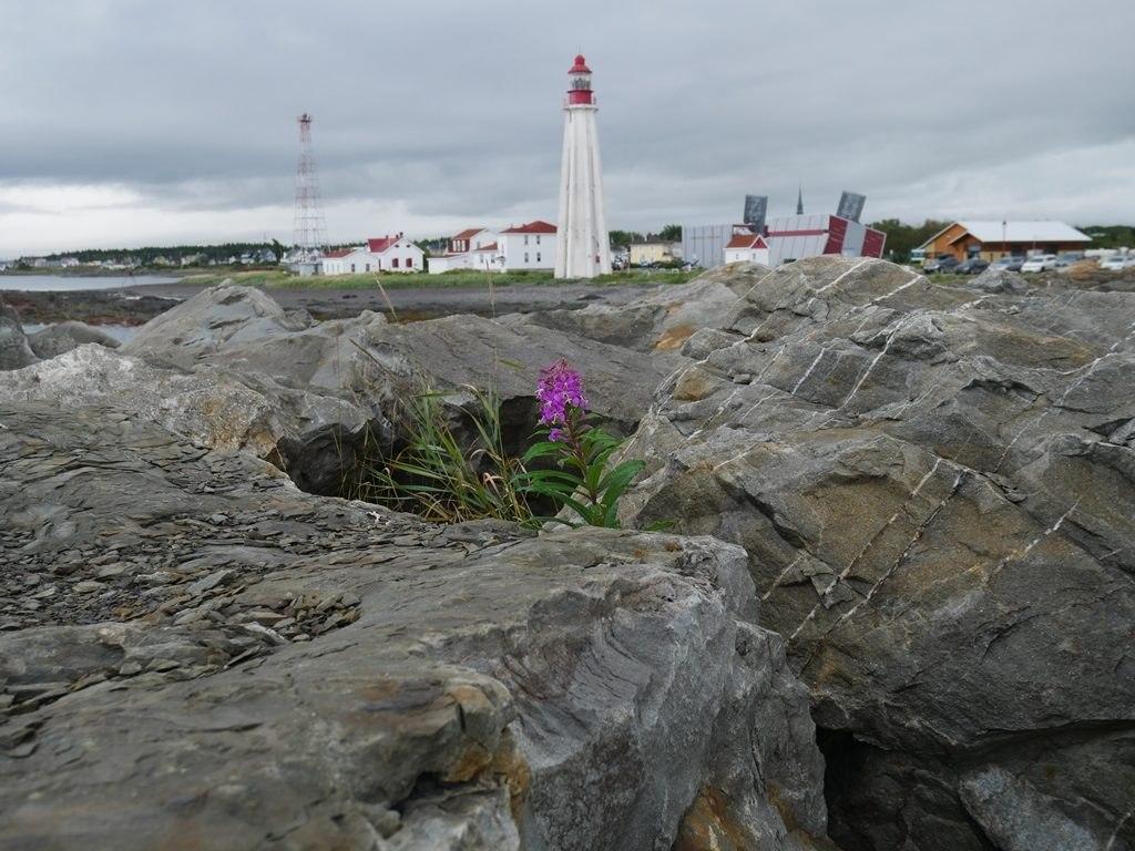 Rimouski Pointe au Père Gaspésie