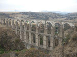 Aqueduc Arcos del Sitio - Tepotzotlan