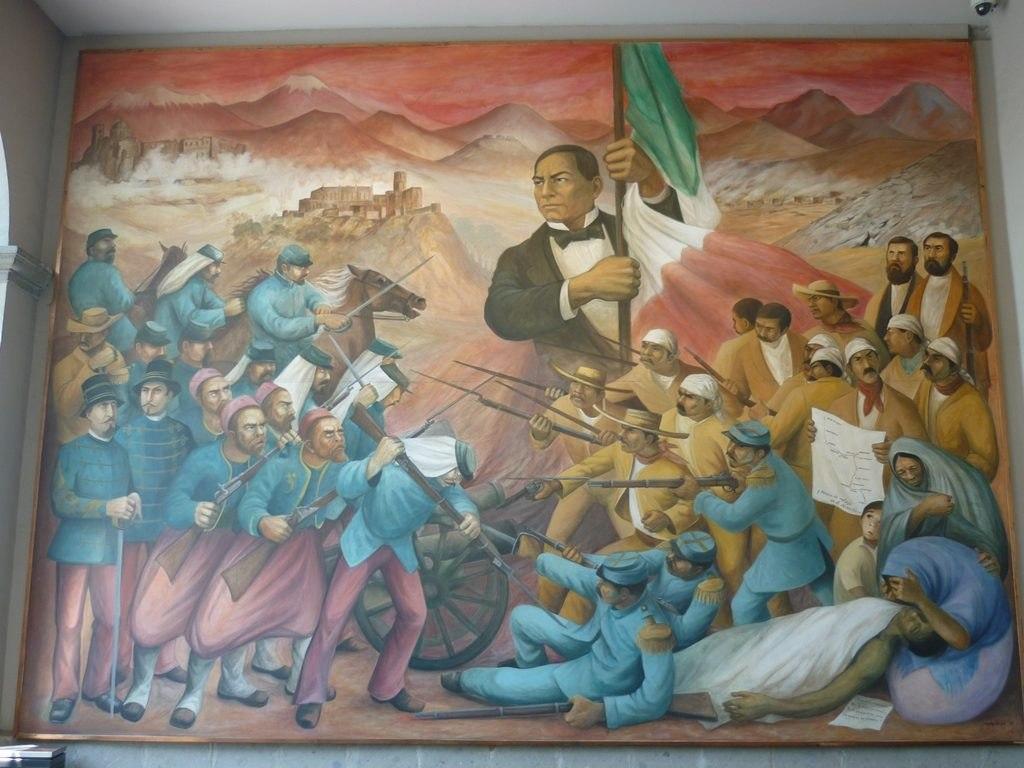 Benito Juarez - Chateau Chapultepec