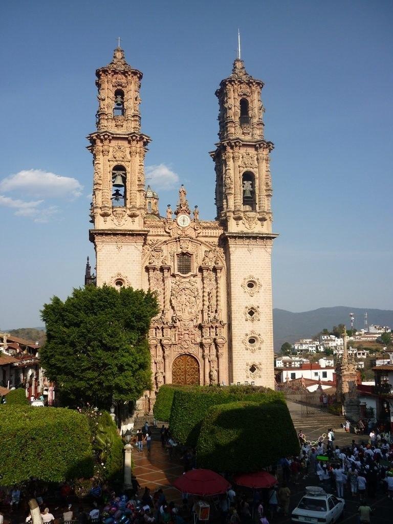 Cathedrale Santa Prisca - Taxco
