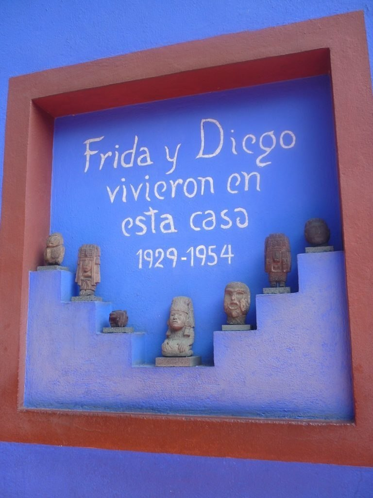 Frida Kahlo Diego Rivera - Coyoacan