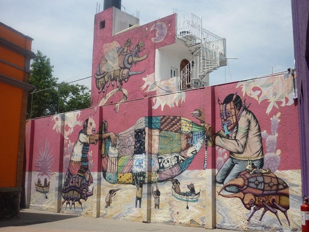 Murale - Coyoacan