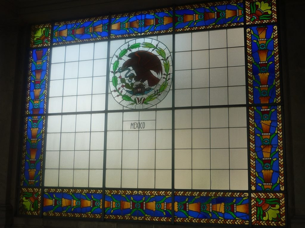Symbole du pays - Bosque Chapultepec