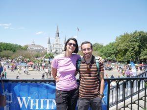 Deux évadés à la Nouvelle-Orléans