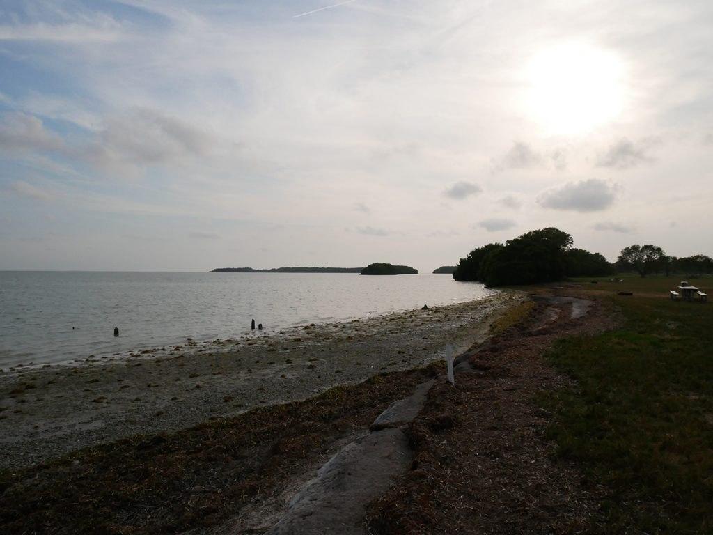 Everglades - Camping Flamingo plage