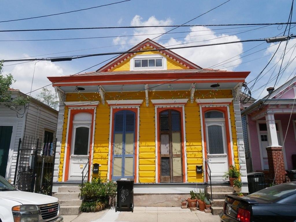 La Nouvelle Orléans - Bywater