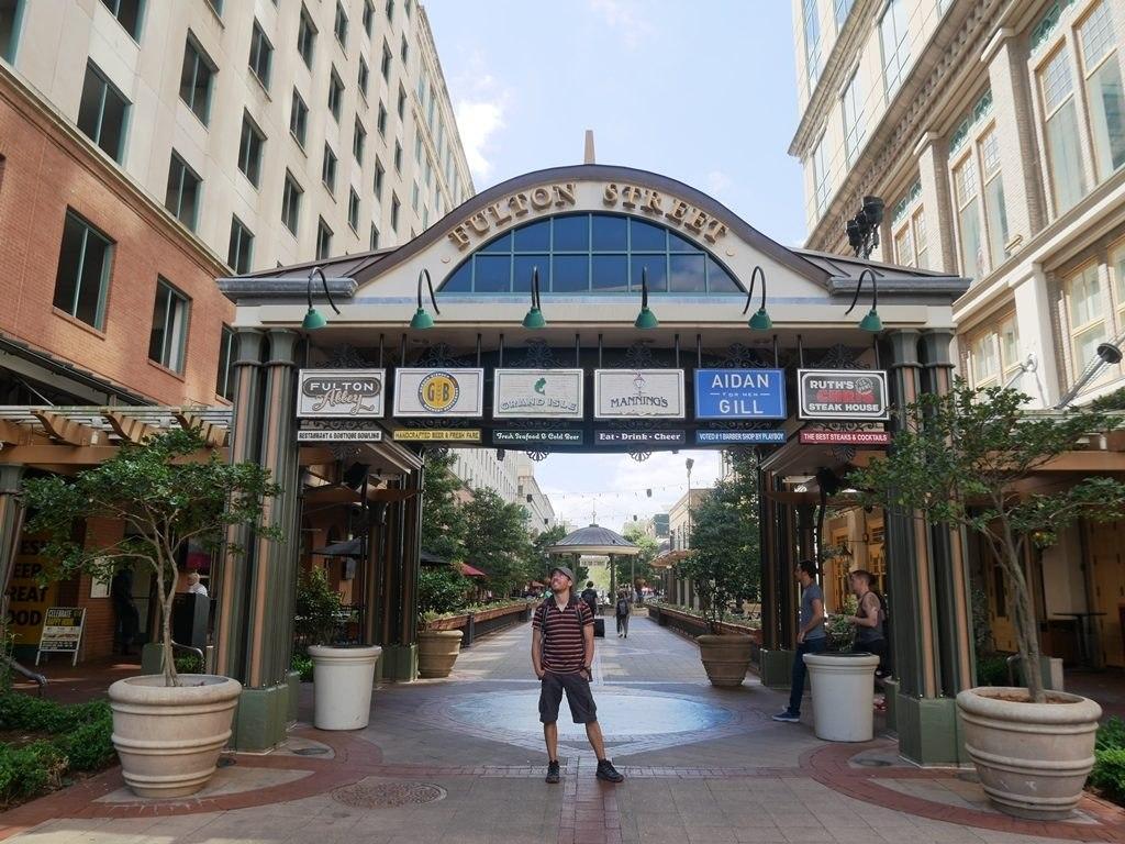 La Nouvelle-Orléans - Centre des affaires