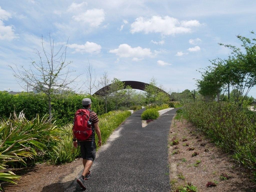 La Nouvelle-Orléans - Crescent Park