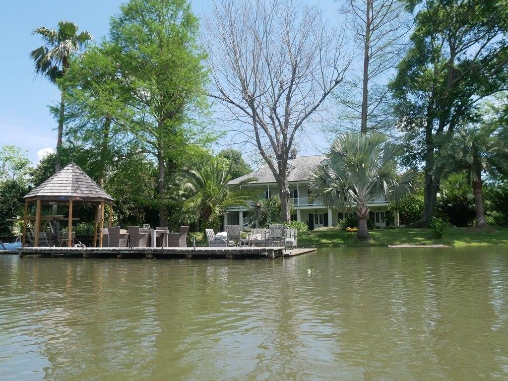 La Nouvelle-Orléans - Kayak dans le bayou 2