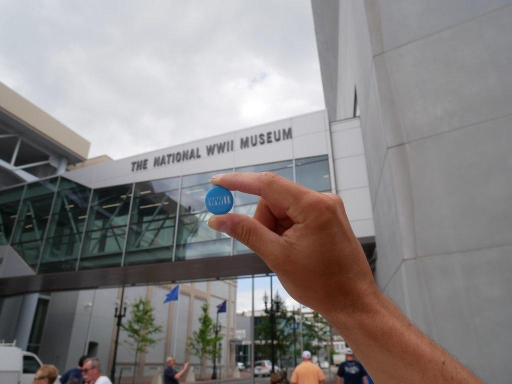 La Nouvelle-Orléans - Musée WWII