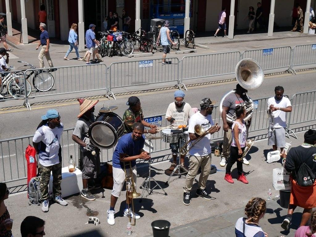 La Nouvelle-Orléans - musique live 2