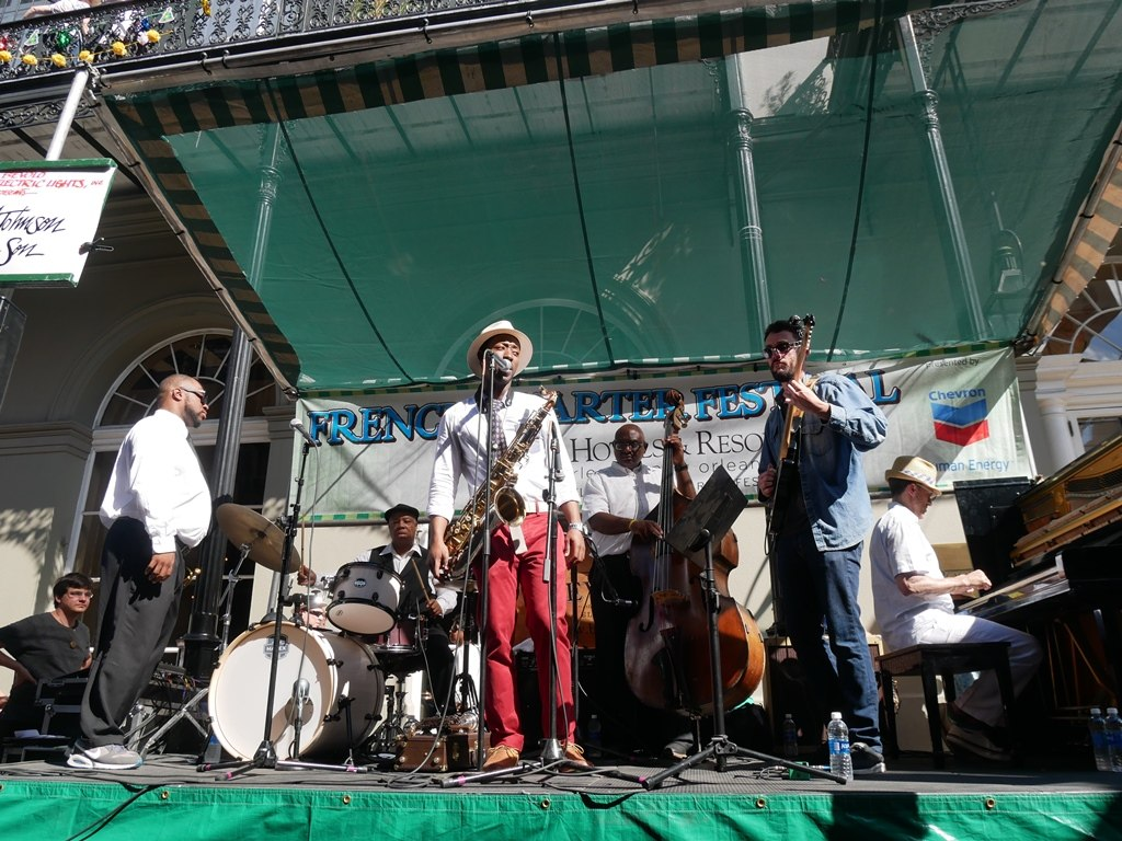 La Nouvelle-Orléans - musique live