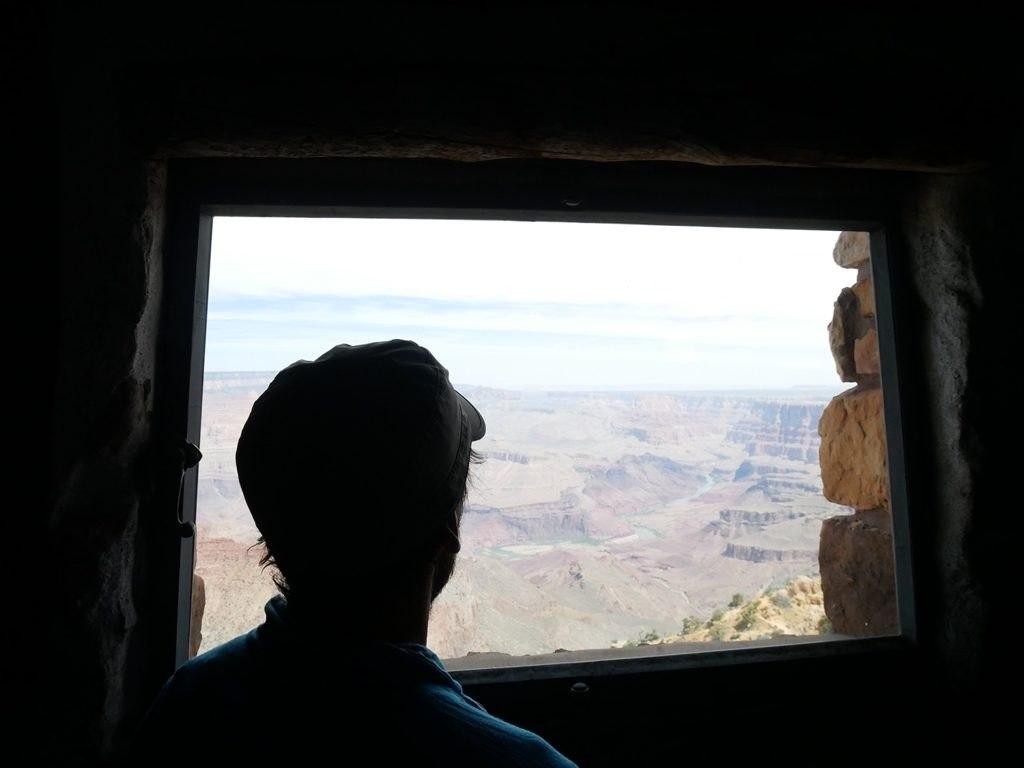 Desert View à Grand Canyon