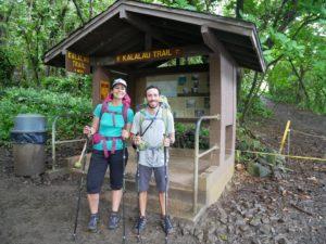 Deux Evadés au Kalalau Trail