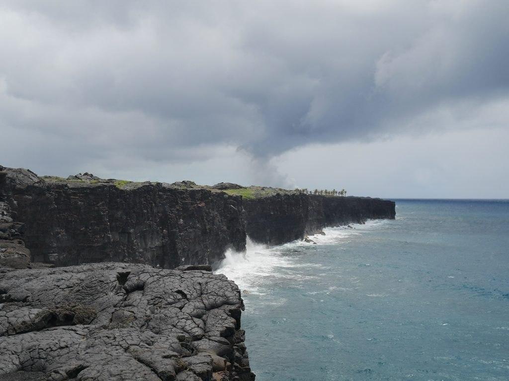 NPS Hawaiian Volcanoes park