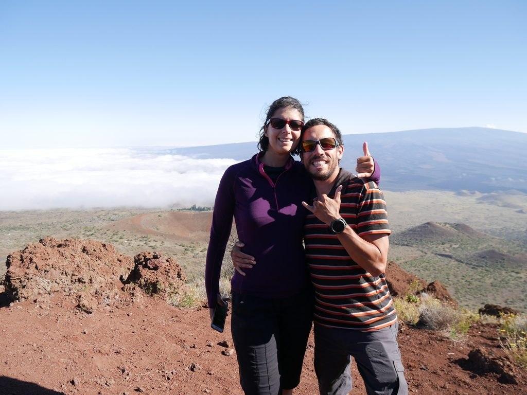 Deux Évadés à Mauna Kea - Big Island