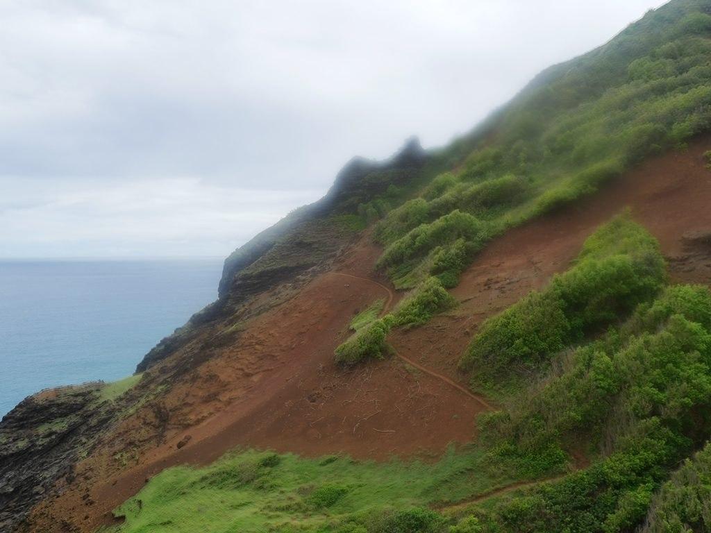 Napali Coast - Kalalau Trail