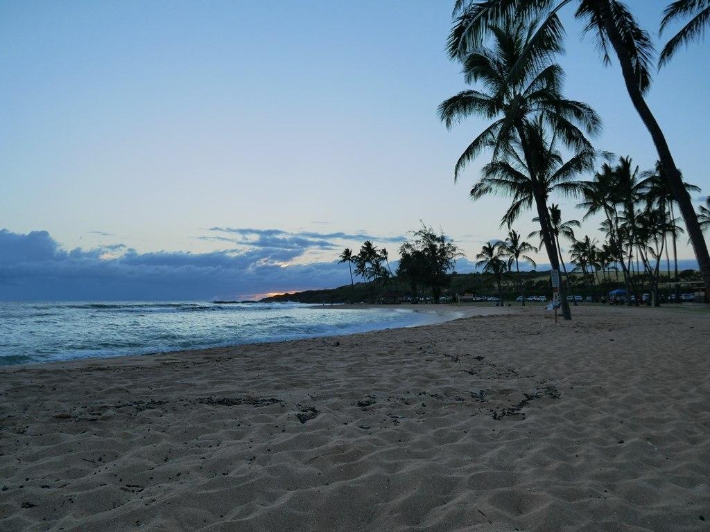 Salt Pond Beach à Kauai