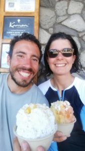 Shave ice Koloa à Kauai