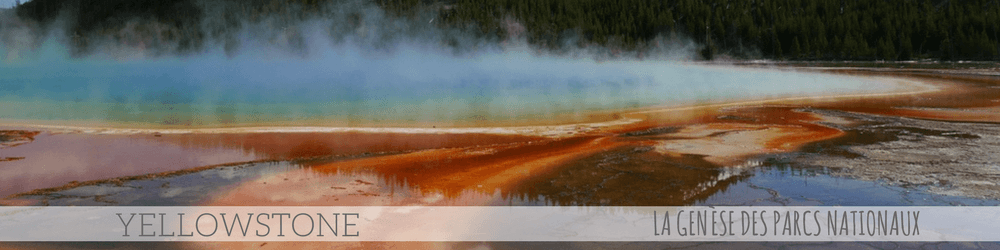 4 mois de voyage Etats-Unis - Canada Yellowstone