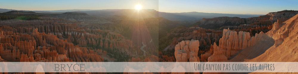 4 MOIS ETATS-UNIS CANADA Bryce Un canyon pas comme les autres