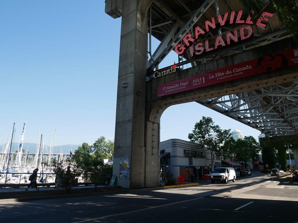 Île Granville - Vancouver