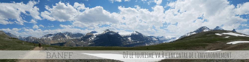 4 MOIS ETATS-UNIS CANADA BANFF