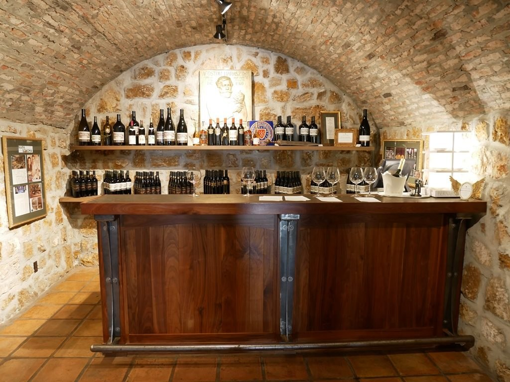 Buena Vista Winery intérieur