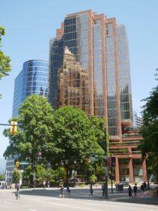 Centre-ville de Vancouver