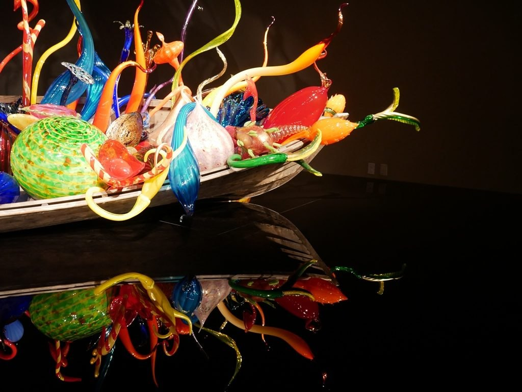 Chihuli Museum Seattle