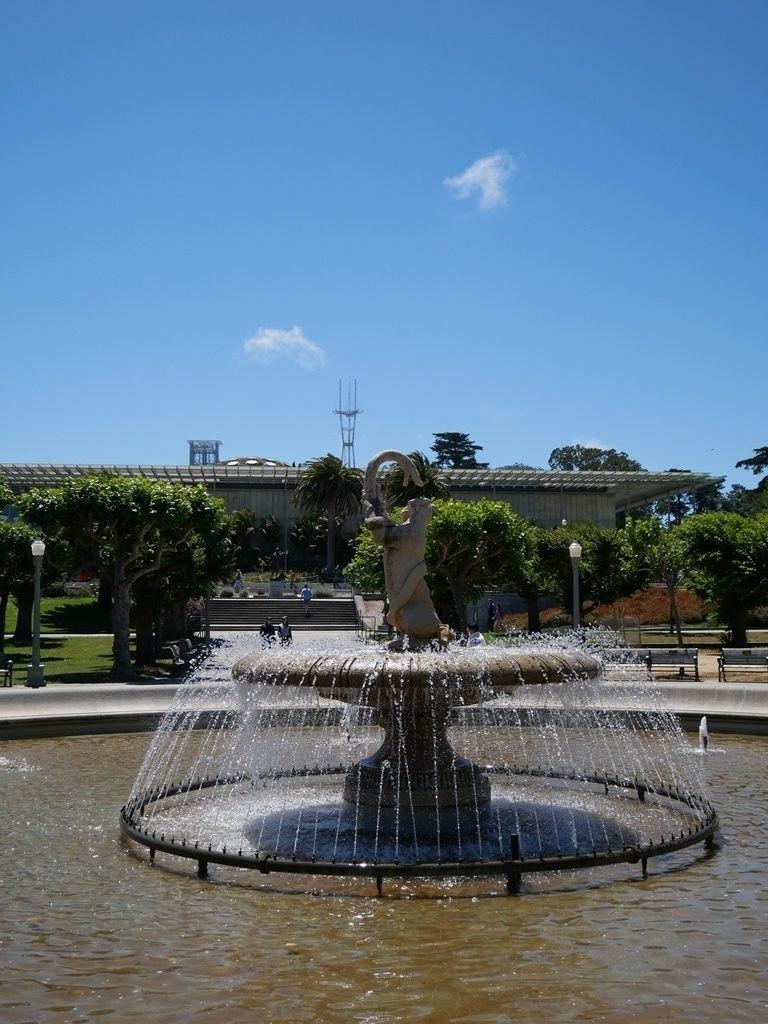 Golden Gate park à San Francisco