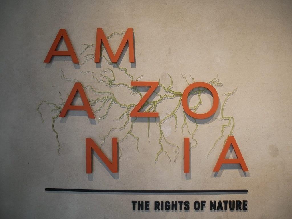 Musée Anthropologie Vancouver - Exposition Amazonie