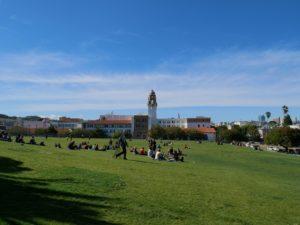 Parc Mission Dolores à San Francisco