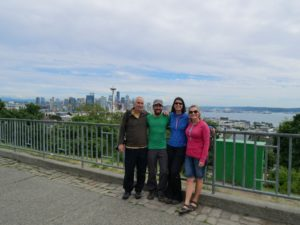 Seattle - Craig et Dawn