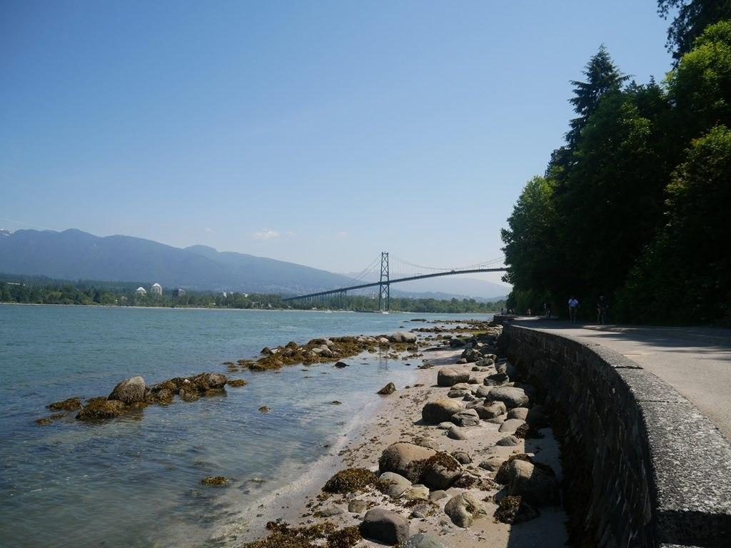 Sewall parc Stanley - Vancouver
