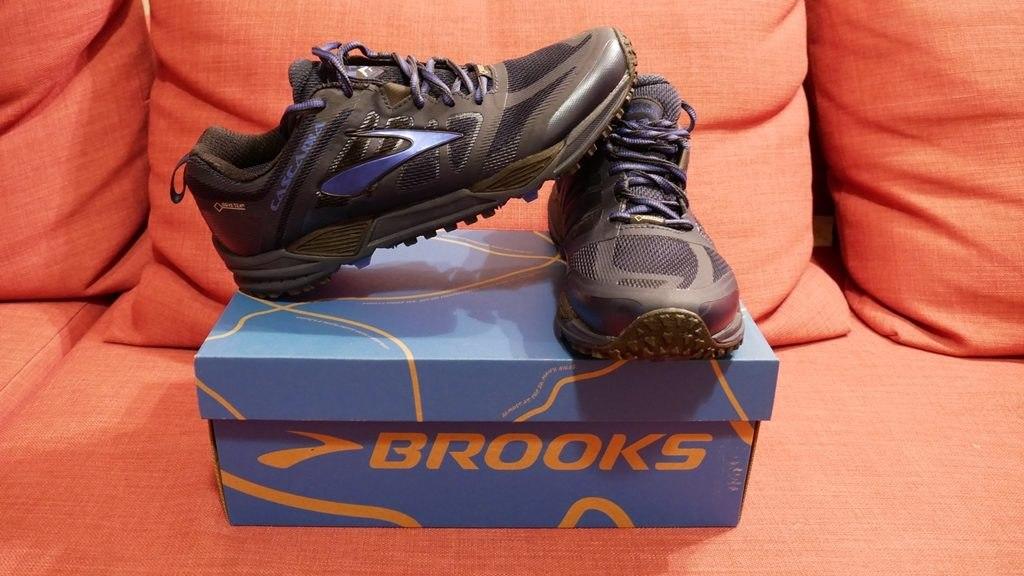 Brooks Cascadia 11 GTX