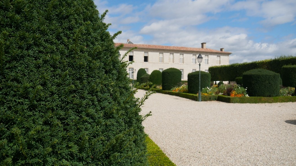 Jardins du musée Goya d'art hispanique à Castres