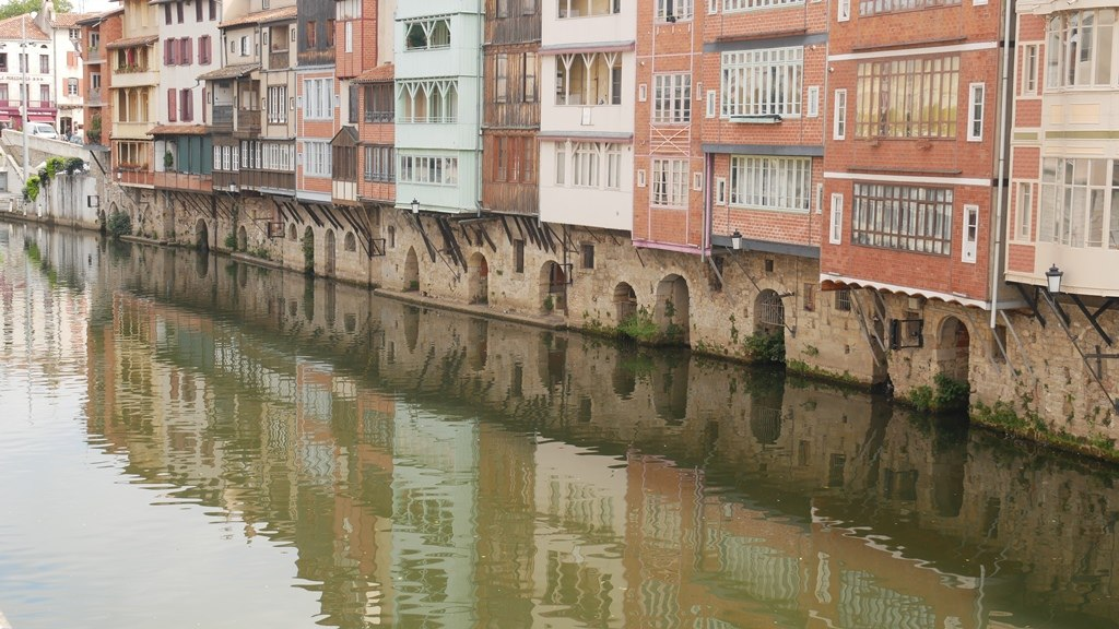 L'Agout à Castres