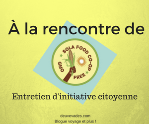 À la rencontre de SOLA Food Co-op