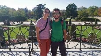 Deux Évadés à Madrid - Journal de bord au Chili