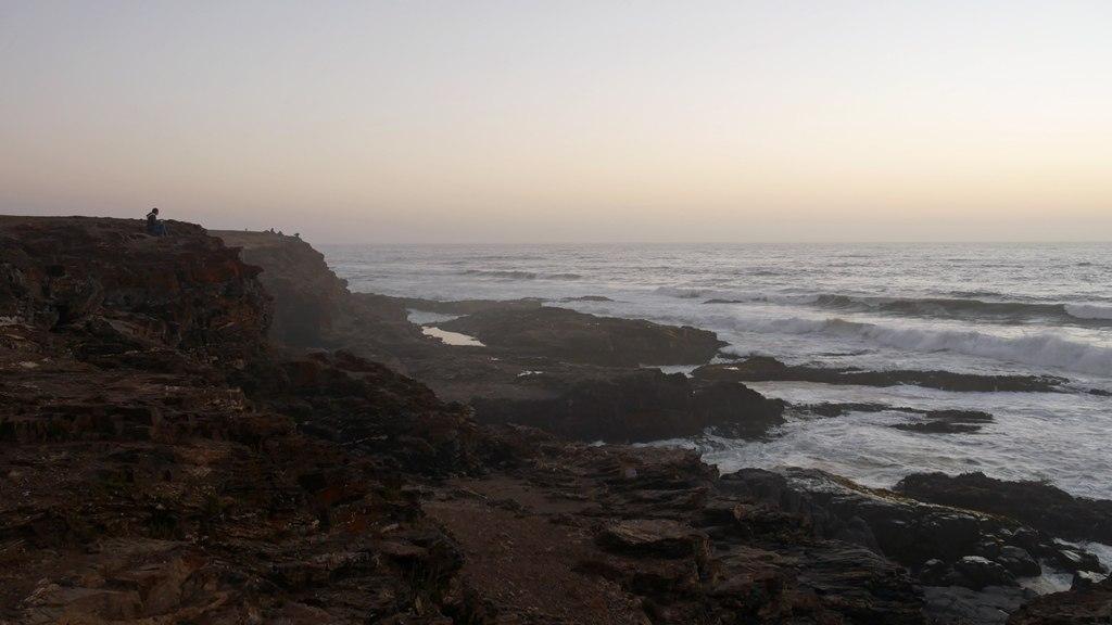 Punta de lobos - Journal de bord au Chili