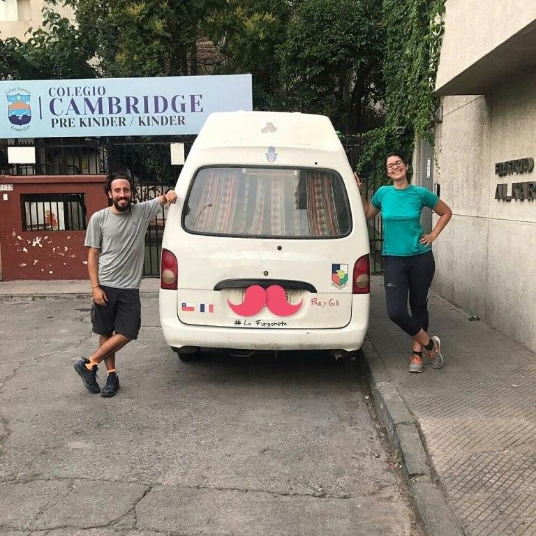 Notre Van ! - Journal de bord au Chili