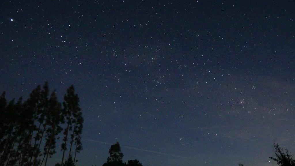 Ciel étoilé Trumao - Journal de bord au Chili