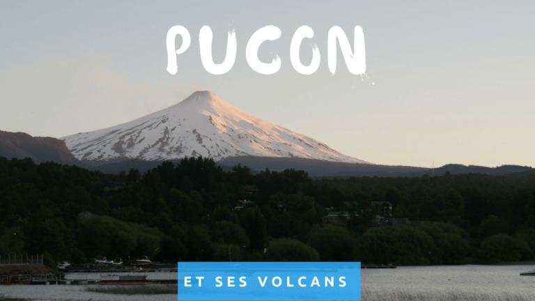 Pucón et ses volcans