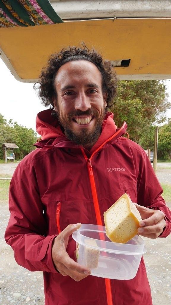 Fromage Los Manzanos à Chiloe