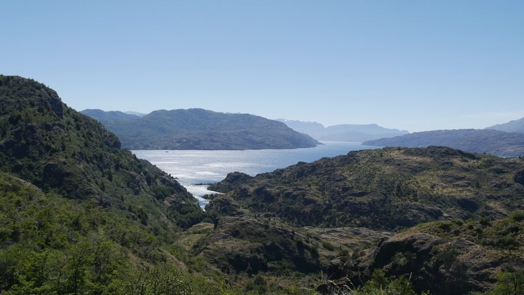 Reserva nacional Tamango Lac Cochrane sur la Carretera Austral