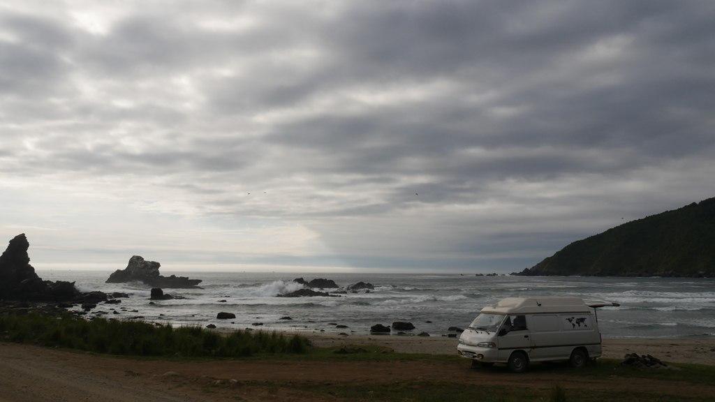 Seul au monde - Vendre un véhicule au Chili