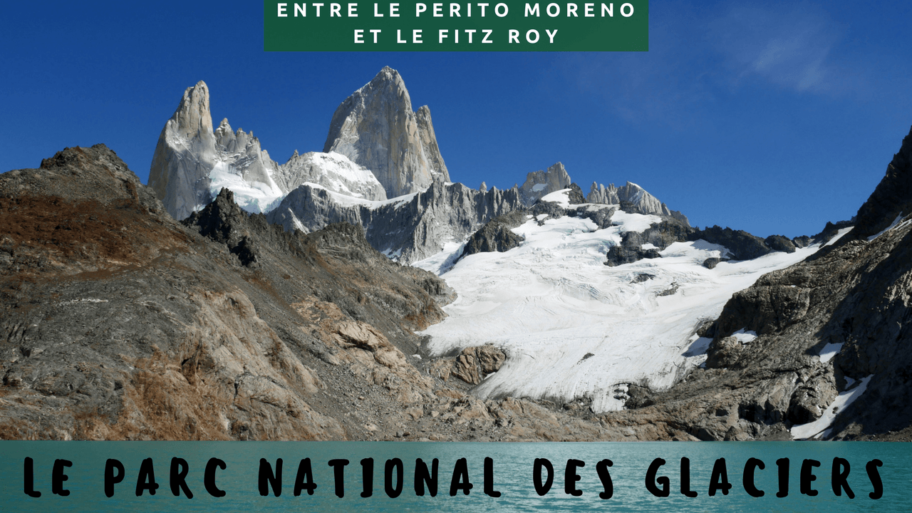 Le parc national des glaciers